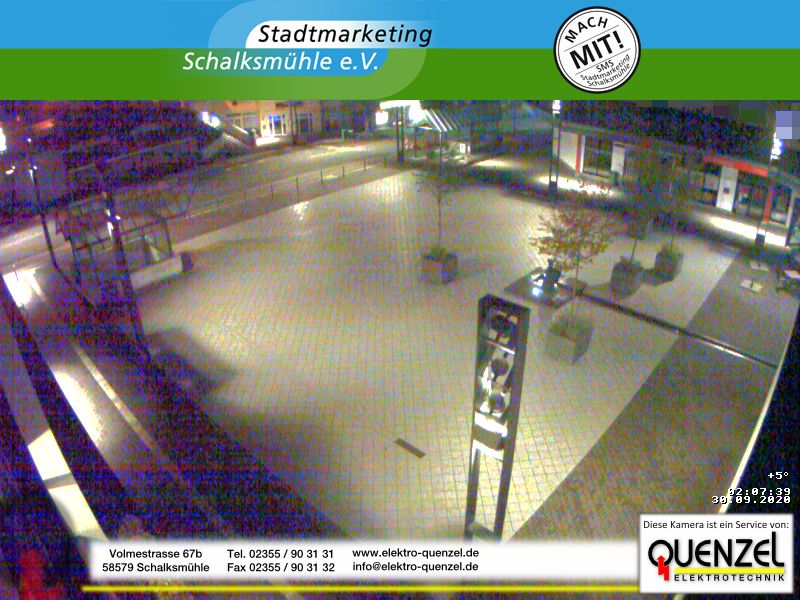 WebCam-Rathausplatz